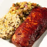 Brown Sugar Rubbed Pork - $18.00