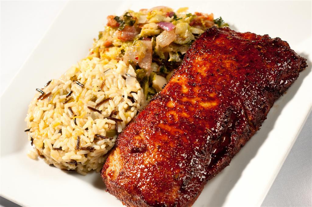Brown Sugar Rubbed Pork – $18.00