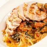 Chicken & Mushroom Linguini - $16.00