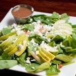 Goat Cheese & Apple Salad - $9.00