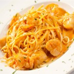 Shrimp & Scallop Linguini - $19.00